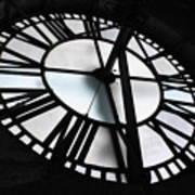 Bromo Seltzer Clock Art Print