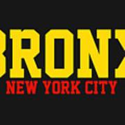 Bronx Art Print