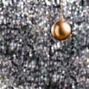 Bronze Christmas  Art Print