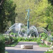 Brookgreen Gardens 3 Art Print
