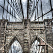 Brooklyn Bound Art Print