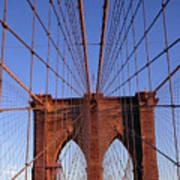 Brooklyn Bridge Art Print by Brooklyn Bridge
