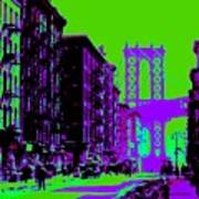 Brooklyn Green Art Print