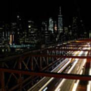 Brooklyn Lights Art Print