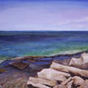 Bruce Peninsula Art Print