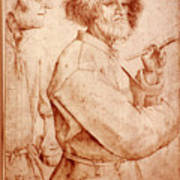 Bruegel: Painter, 1565 Art Print