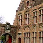 Bruges 10 Art Print