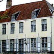 Bruges 19 Art Print