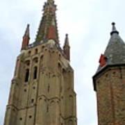 Bruges 20 Art Print
