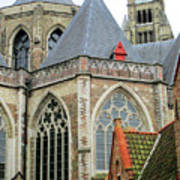 Bruges 26 Art Print