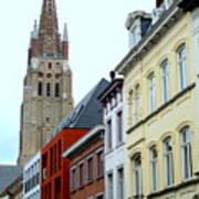 Bruges 3 Art Print