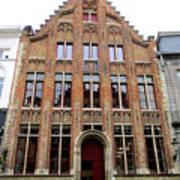 Bruges 34 Art Print