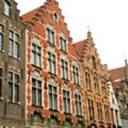 Bruges 38 Art Print
