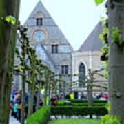 Bruges 8 Art Print