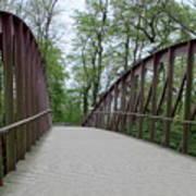 Bruges Bridge 1 Art Print