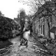 Bruges Bw4 Art Print