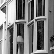 Bruges Window 14 Art Print