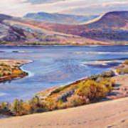 Bruneau Sand Dunes Art Print