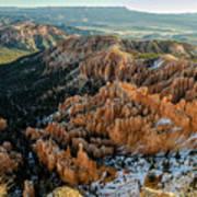 Bryce Canyon - 9 Art Print