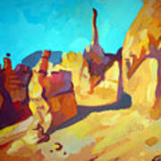 Bryce Canyon Art Print