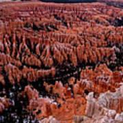 Bryce Canyon N. P. Art Print
