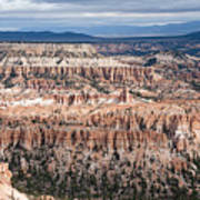 Bryce Canyon Overlook Art Print