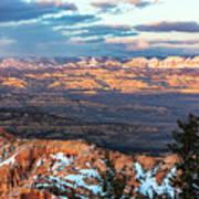Bryce Canyon Sunset - 2 Art Print