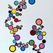 Bubbles2 Art Print