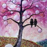 Bubbletree Art Print