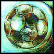 Buckminster Print by Shevon Johnson