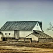 Bucks County Farm Art Print