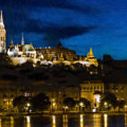 Budapest - Id 16236-104947-3830 Art Print