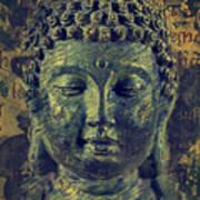 Buddha End Of Suffering Art Print