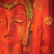 Buddha - The Self Possession Art Print