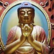 Buddha Tooth Relic Temple 1 Art Print