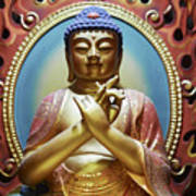 Buddha Tooth Relic Temple 3 Art Print