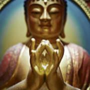 Buddha Tooth Relic Temple 4 Art Print