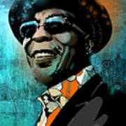 Buddy Guy Art Print
