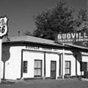 Budville Trading Co. Art Print