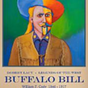 Buffalo Bill Poster Art Print