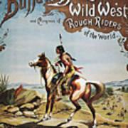 Buffalo Bills Show Poster Art Print