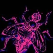 Bug, 10 Art Print