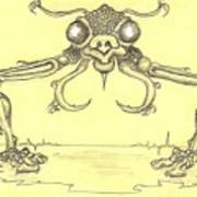 Bug One Art Print