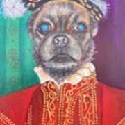 Bugsy First Earl Of Primrose Art Print