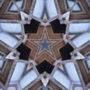 Building A Star Art Print