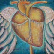 Building Wings Art Print