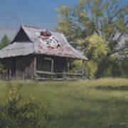 Bulldog Country Art Print