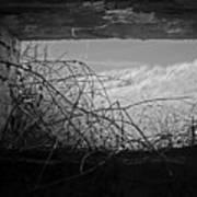 Bunker View Art Print