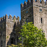 Bunratty Castle Art Print