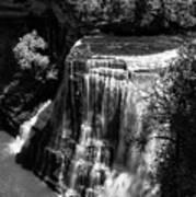 Burgess Lower Falls 2 Art Print
